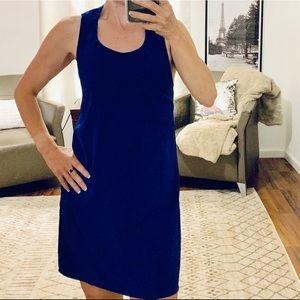 Lulu Royal Blue Cutout Mini Dress Size XS